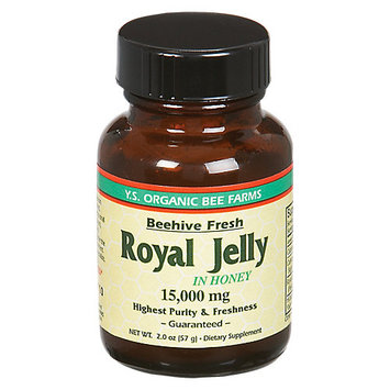 YS Royal Jelly/Honey Bee Royal Jelly Bee Pollen Propolis - 11 Ounces Powder - Bee Products