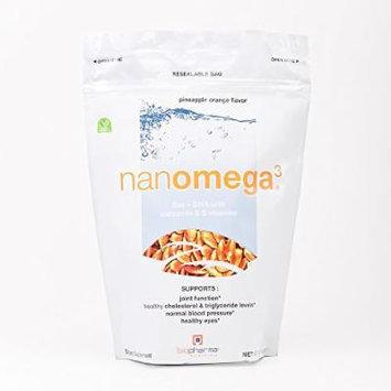 Biopharma Scientific, NanOmega 3, Pineapple Orange, 12.7-Ounces