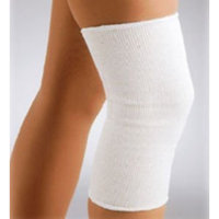 gracehealthcare ELASTIC PULLOVER KNEE SUPP CLOSED PAT STD, WHITE MD - RETAIL
