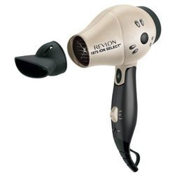 Revlon Travel Ion Select 1875 Watt Hair Dryer