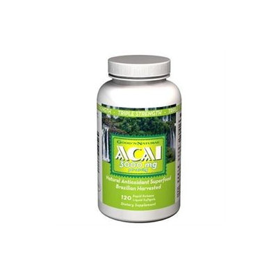 Good 'N Natural - Acai 3000 mg. - 120 Softgels