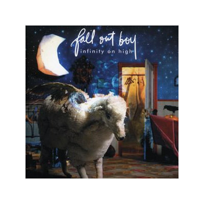 Fall Out Boy ~ Infinity on High (used)