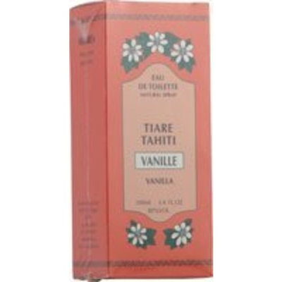 Monoi Tiare Tahiti Eau De Toilette Natural Spray Gardenia -- 3.4 fl oz