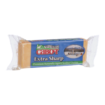 Cabot Aged Cheddar Cheese Extra Sharp