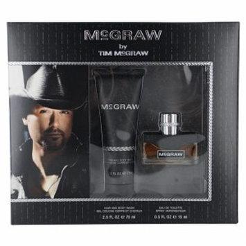 McGraw Mens Gift Set 2 Piece, 1 ea