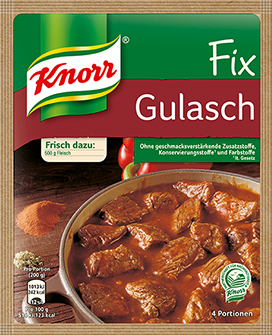 Knorr® Fix For Goulash