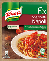 Knorr® Fix For Spaghetti Napoli