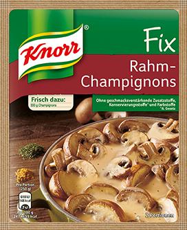 Knorr® Fix For Cream Mushrooms Sauce Mix