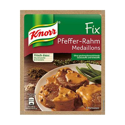 Knorr® Fix For Pepper Cream Medallions