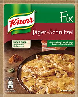 Knorr® Fix For Hunter Schnitzel