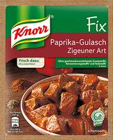 Knorr® Fix For Paprika Goulash Gypsy Art