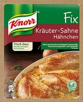 Knorr® Fix For Herbal Cream Chicken