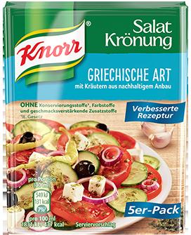 Knorr® Salad Coronation Greek Style
