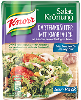 Knorr® Salad Coronation Garden Herbs With Garlic