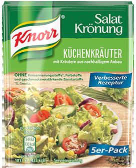 Knorr® Salad Coronation Kitchen Herbs