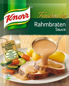 Knorr® Gourmet Creamy Roast Sauce
