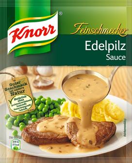 Knorr® Gourmet Noble Mushroom Sauce