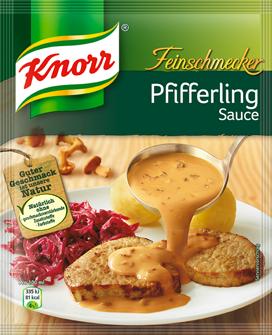 Knorr® Gourmet Chanterelle Sauce