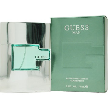 Guess Man Man Eau De Toilette Spray 2.5 oz