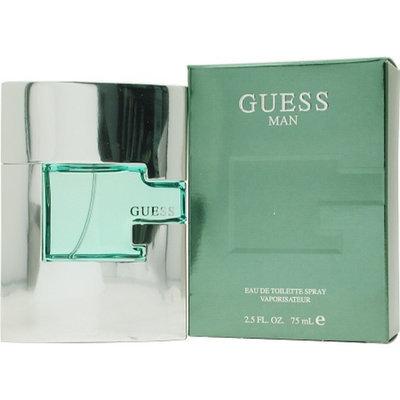 Guess Man Man Eau De Toilette Spray 2.5 oz