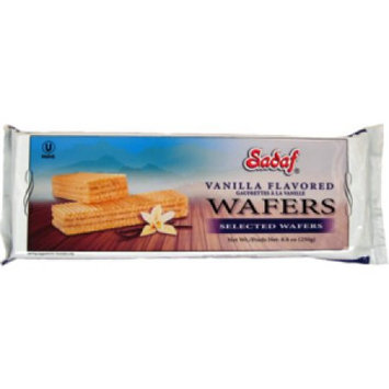 Sadaf Vanilla Wafer