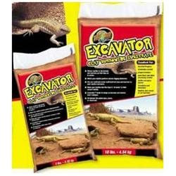 Zoo Med Laboratories Zml Clay Burrowing Substrate 5 lb.