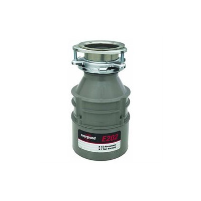 In-sink-erator .50 HP Garbage Disposer E202