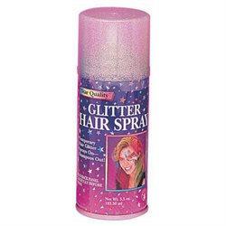 Rubies Costume Co 18022R Silver Glitter Hairspray