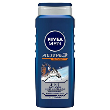 Nivea for Men For Men Body Wash