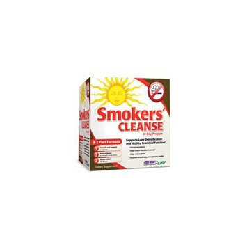 Smokers Cleanse Kit (3Parts) Brand: Renew Life