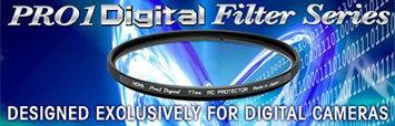 HOYA PRO-1 Digital ND8 Filter 55mm