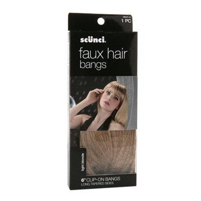 Scunci Faux Hair Bangs