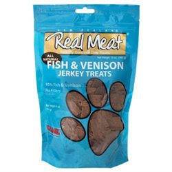 Country Pet Naturals Real Meat Company 80026 4oz Fish and Venison Treats for Dogs