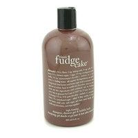 Philosophy Classic Fudge Cake™ Shampoo, Shower Gel & Bubble Bath 16 oz