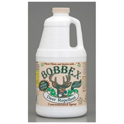 Bobbex Deer Repellent Concentrate, 64oz