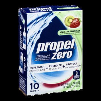 Propel Zero Packets - Kiwi Strawberry - 10 CT