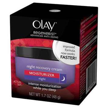 Olay Regenerist Regenerating Night Recovery Moisturizer Cream