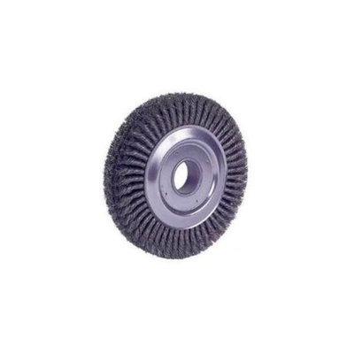 Weiler 804-94008 10 inch Cable Twist Wire Wheel. 023-2 inch A. H