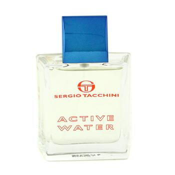 Active Water By Sergio Tacchini Edt Spray 1.7 Oz