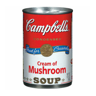 Campbell's Soup Cream Of Mushroom