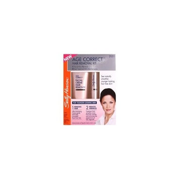 Sally Hansen® Age Correct Hair Removal Kit
