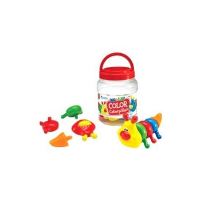 Learning Resources Snap 'n' Learn Color Caterpillars