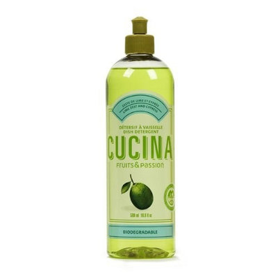 Fruits & Passion Cucina Lime Zest and Cypress 16.9 oz Concentrated Dish Detergent