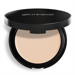 glominerals glo Pressed Base Powder Foundation Natural Fair