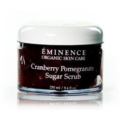 Eminence Cranberry Pomegranate Sugar Scrub 8.4 oz/250ml