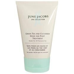 June Jacobs Spa Collection Green Tea and Cucumber Hand and Foot Treatment