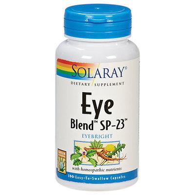 Solaray Eye Blend SP-23 - 100 Capsules