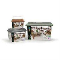 Lees Aquarium & Pet Herpharven Rectangle Reptile Home