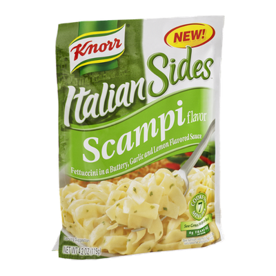 Knorr Italian Sides Scampi Flavor