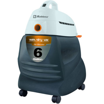 Thorne Electric 00-5406-4 WD650 Wet Dry Canister Vacuum